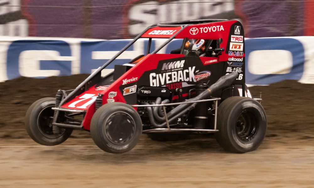 Jesse Colwell Secures POWRi Championship for Toyota