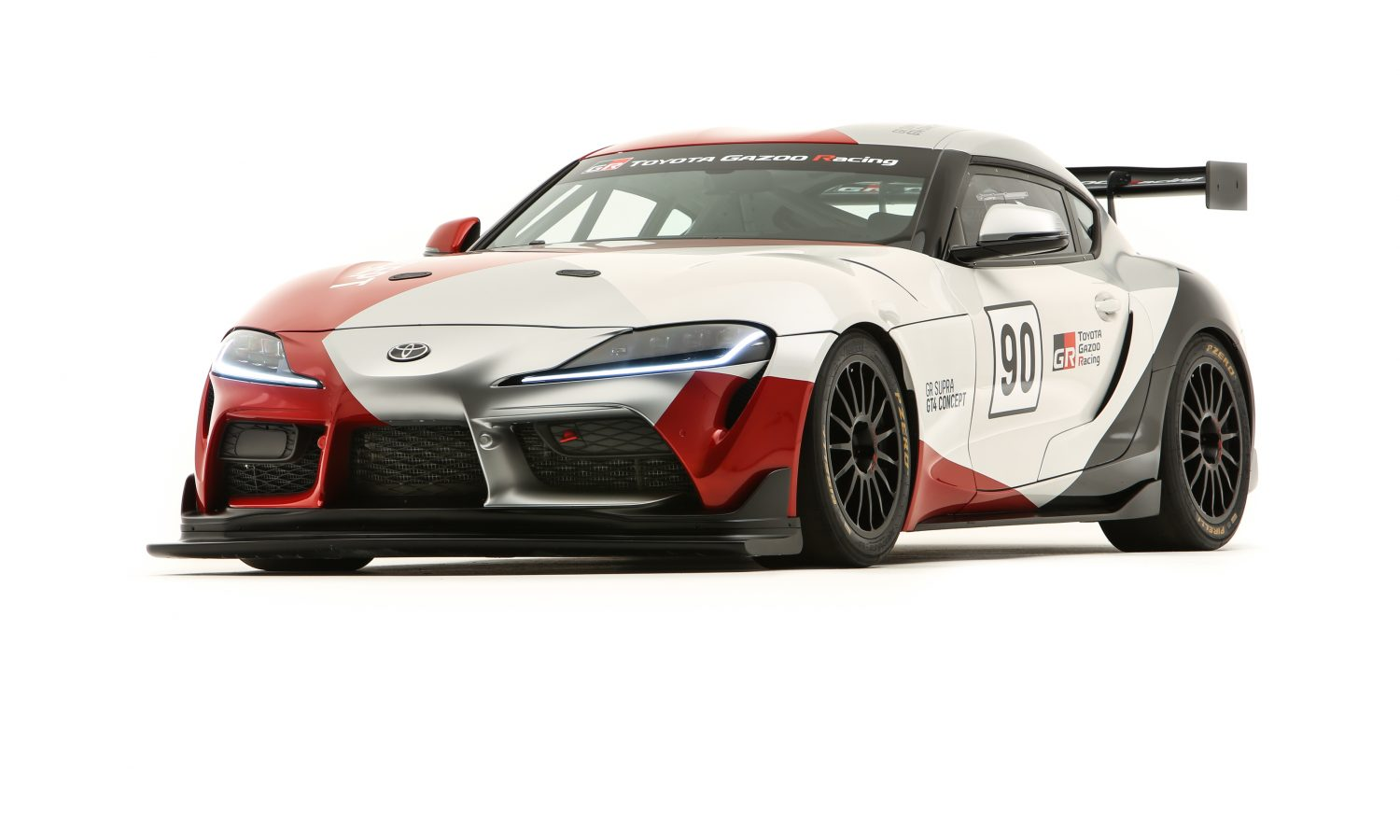 The Toyota GR Supra GT4 Gears Up For Competition
