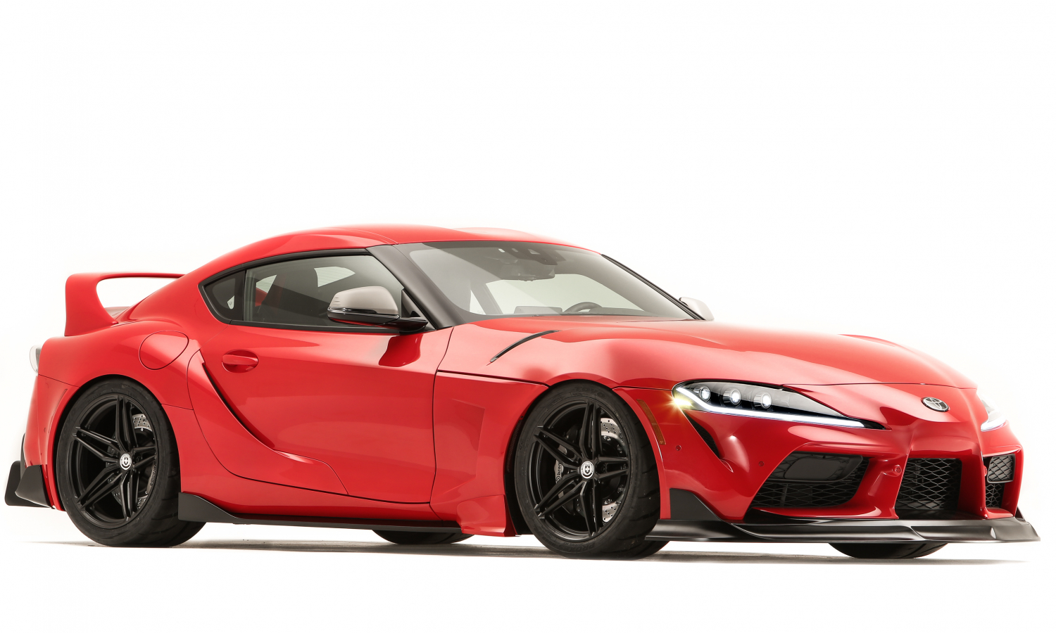 The GR Supra Dominates and TRD Celebrates at SEMA 2019