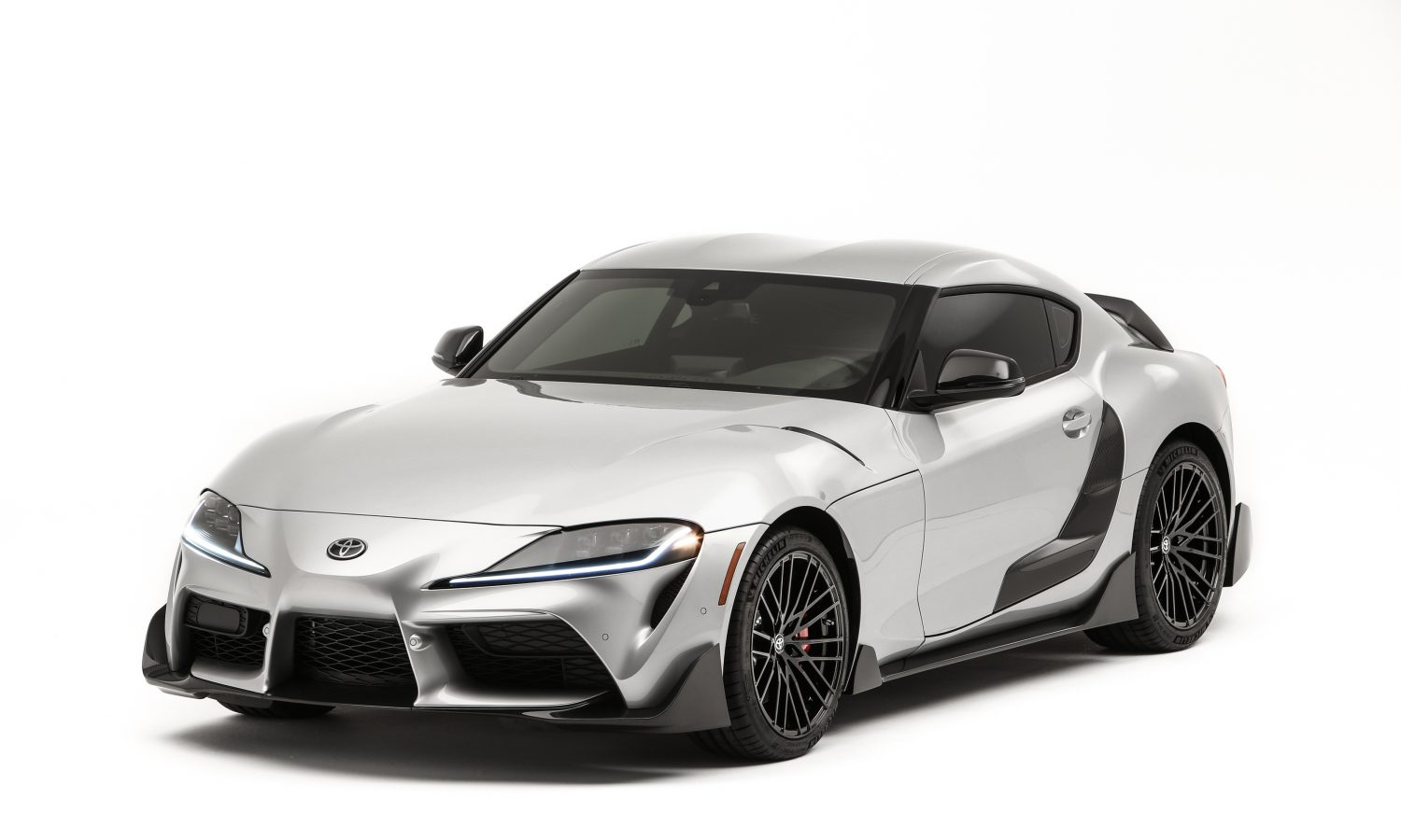 TCD Brings Its GR Supra Performance Line Concept To SEMA 2019