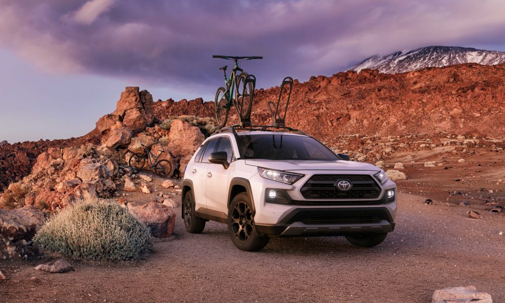 2020 Toyota RAV4 Offers A New TRD Off-Road Model and Multimedia Enhancements