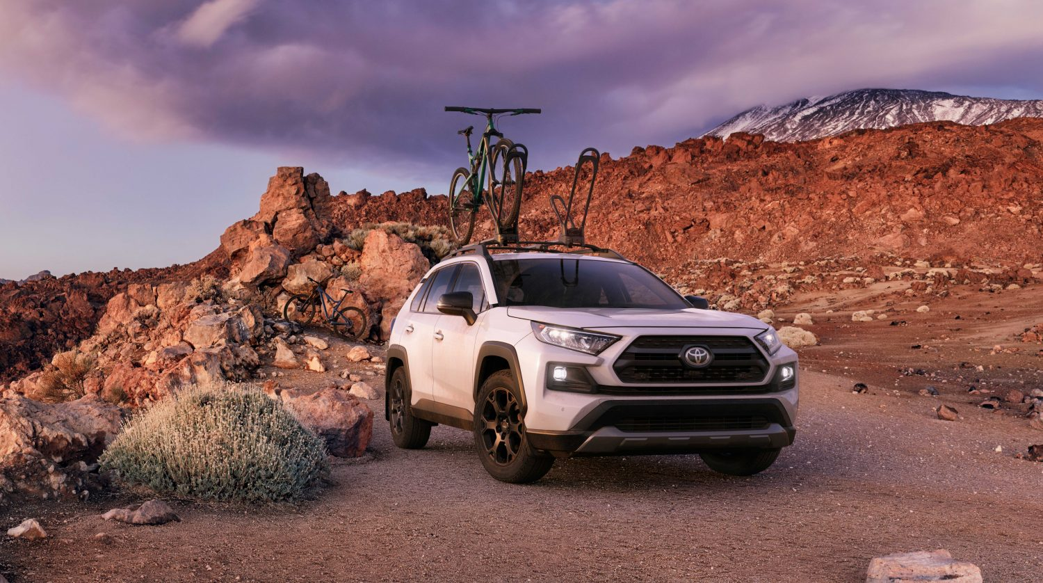 2020 Toyota Rav4 Offers A New Trd Off Road Model And Multimedia