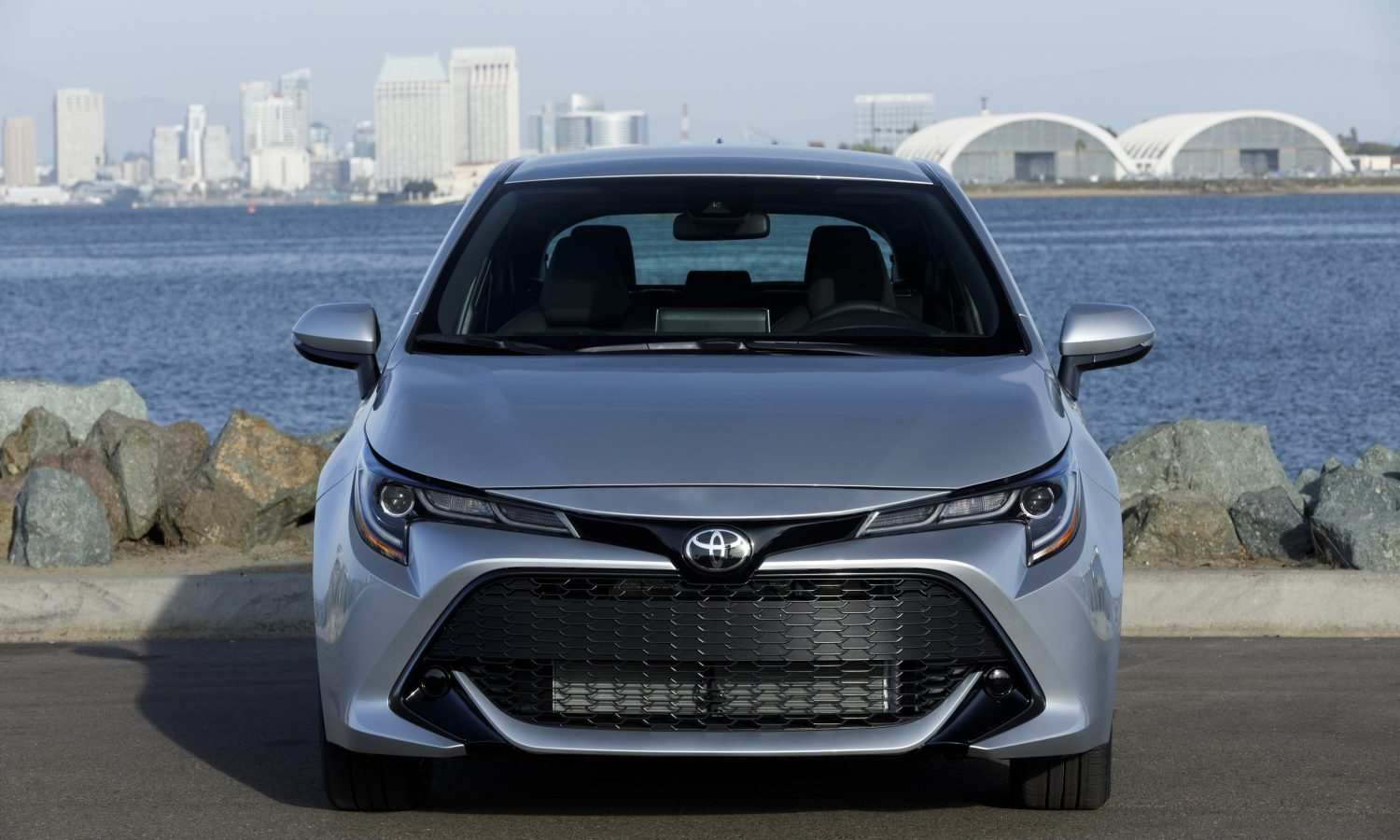 Toyota Corolla Hatchback Enters Sophomore Year with Dynamic New Style Choices, Enhanced Multimedia and Even More Space