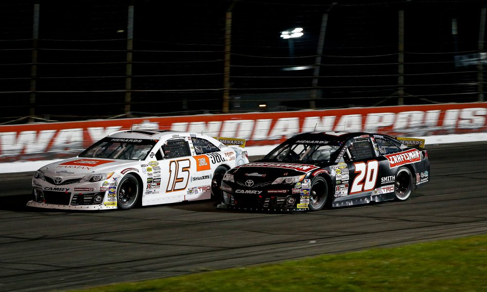 Toyota Triumphs in ARCA and POWRi