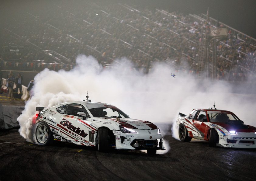 Formula DRIFT Black Magic Pro Championship