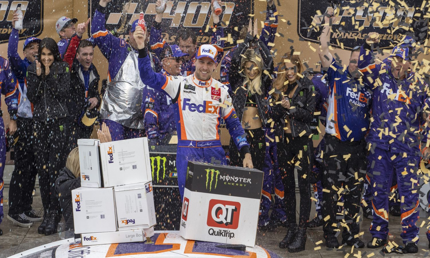 Toyota Drivers Victorious Across Multiple Series
