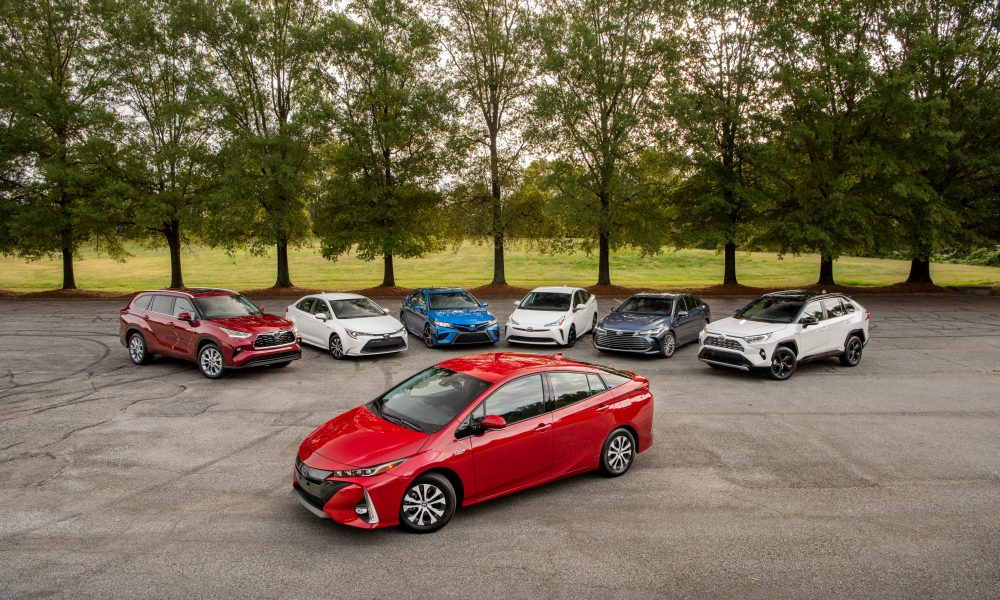 Toyota Extends Battery Warranty for Model Year 2020  Hybrid, Plug-in, and Fuel Cell Electric Vehicles