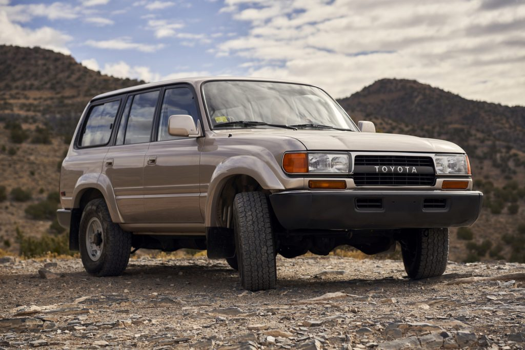 After Seven Decades Toyota S Legendary Land Cruiser Keeps Rolling Along Toyota Usa Newsroom