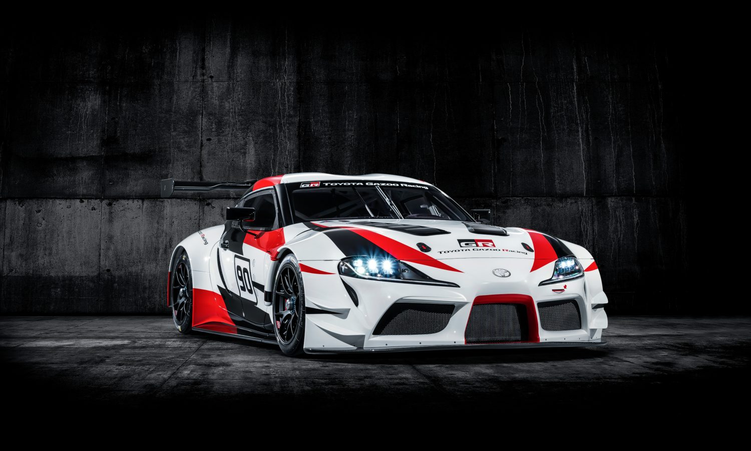 The GR Supra Racing Concept Roars Back To Las Vegas