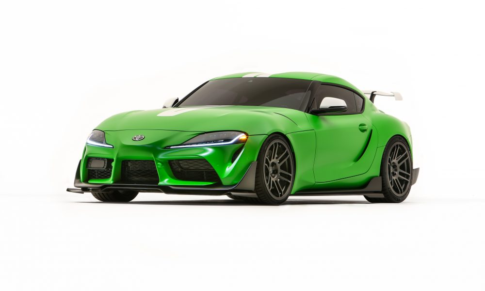 Toyota Genuine Accessory Team Spices Up The GR Supra