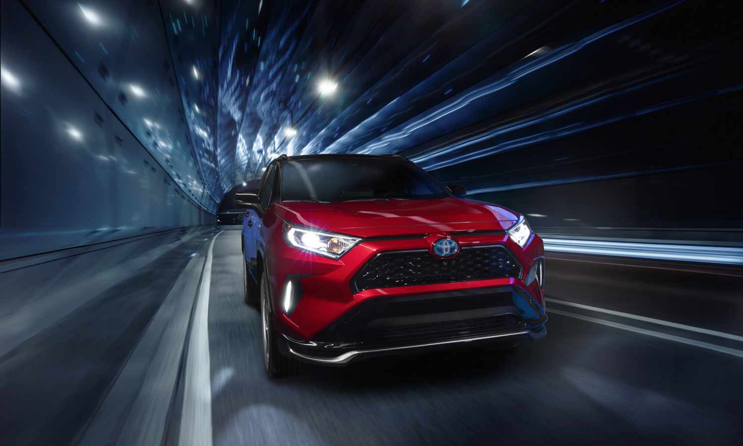 Toyota Revs Up Lineup with New 302-Horsepower RAV4 Prime