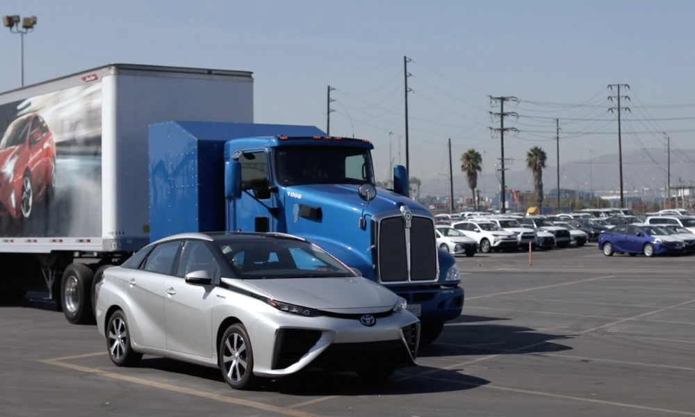 Toyota's Statement Regarding Uniform National Fuel Economy and Greenhouse Gas Emissions Standards