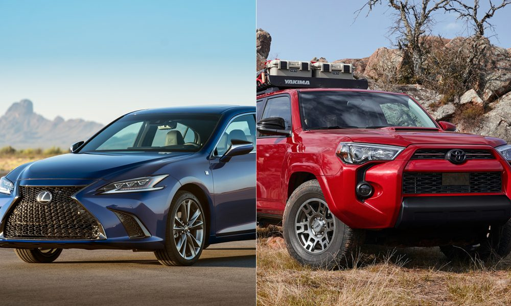 Toyota Motor North America Reports November 2019 Sales