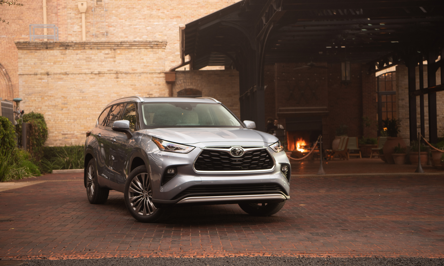 Toyota's Fourth Generation 2020 Highlander Redesigned from the Ground Up