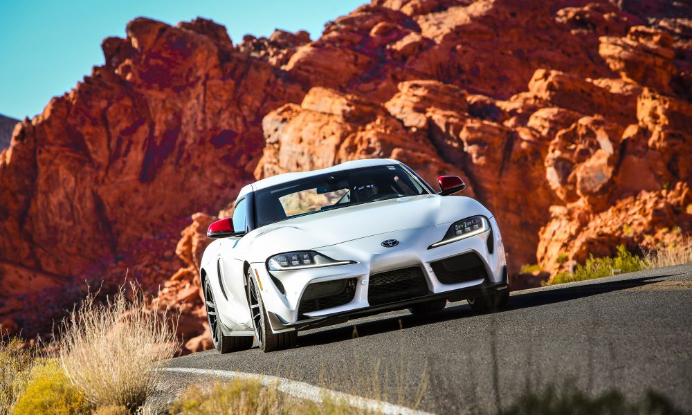 Supras in Vegas: Three Days Celebrating Toyota's Legendary Sports Car