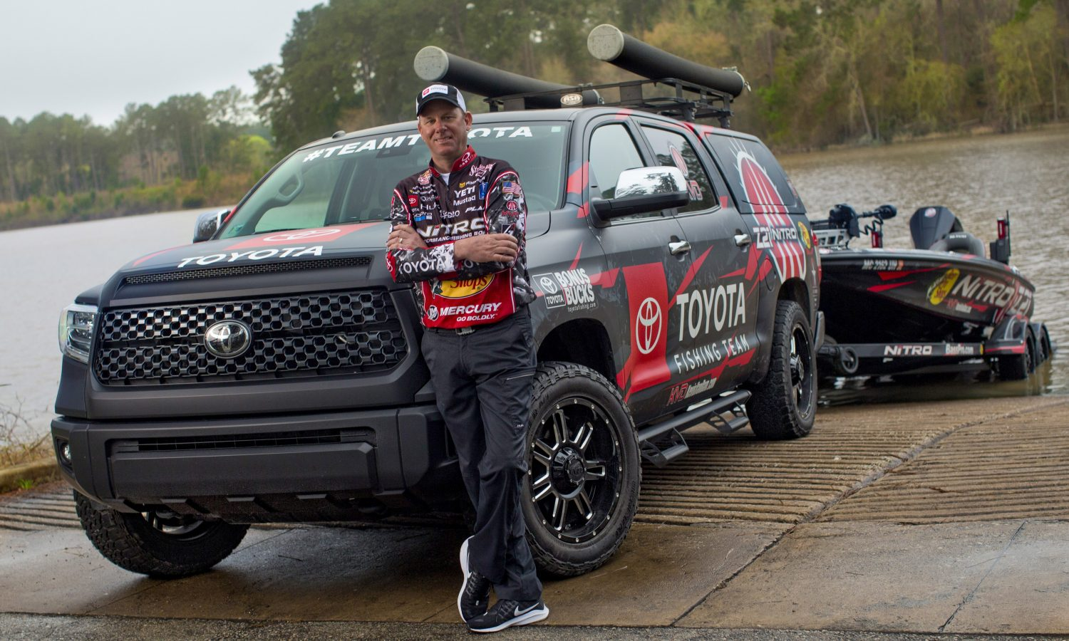 Toyota Announces Sponsorship of Major League Fishing and Fishing League Worldwide