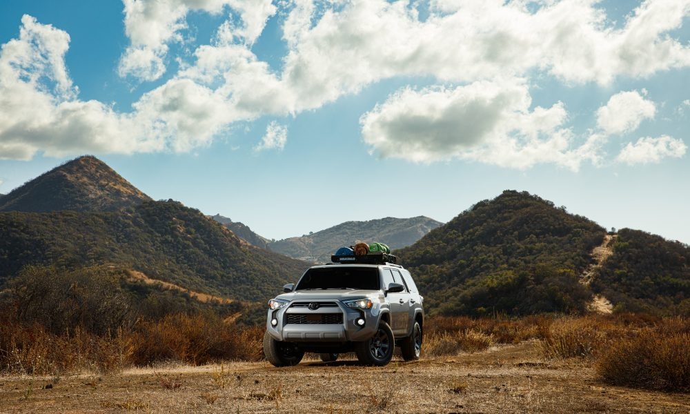 Happier Trails: 2021 Toyota 4Runner Adds New Trail Special Edition