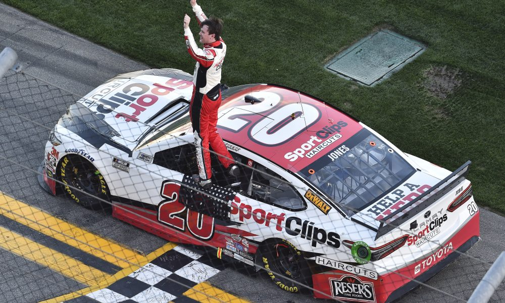 Toyota Kicks Off Season with Multiple Victories