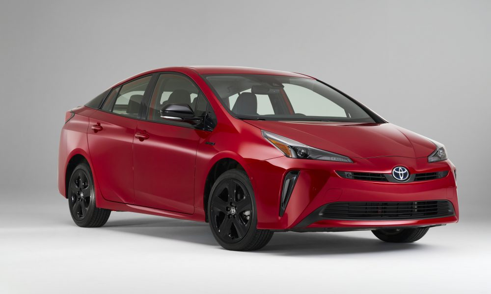 5 Things To Know About the 2021 Toyota Prius