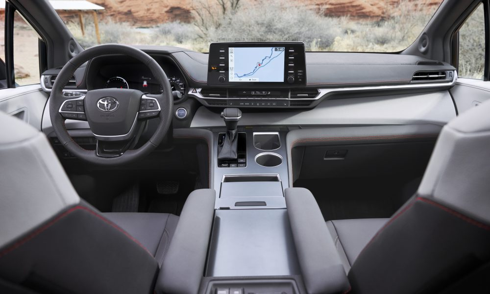 Download 2020 Toyota Sienna Interior Colors