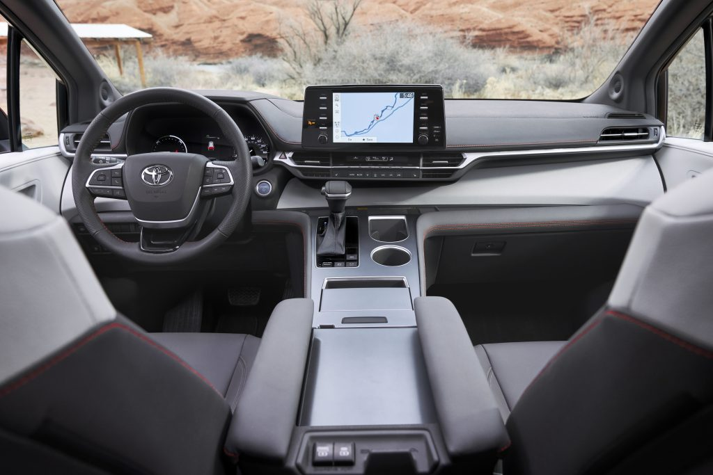 toyota launches all new 2021 sienna to suit a variety of lifestyles toyota usa newsroom toyota launches all new 2021 sienna to