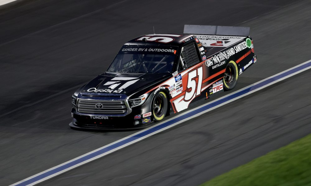 NASCAR Gander Outdoors Trucks Series North Carolina Education Lottery 200