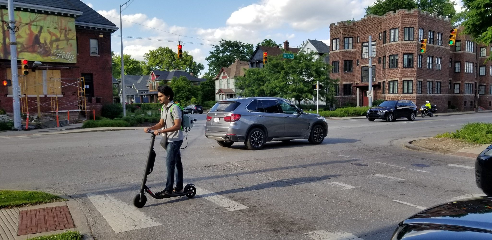 e-Scooters: A Roadmap to Vehicle Safety