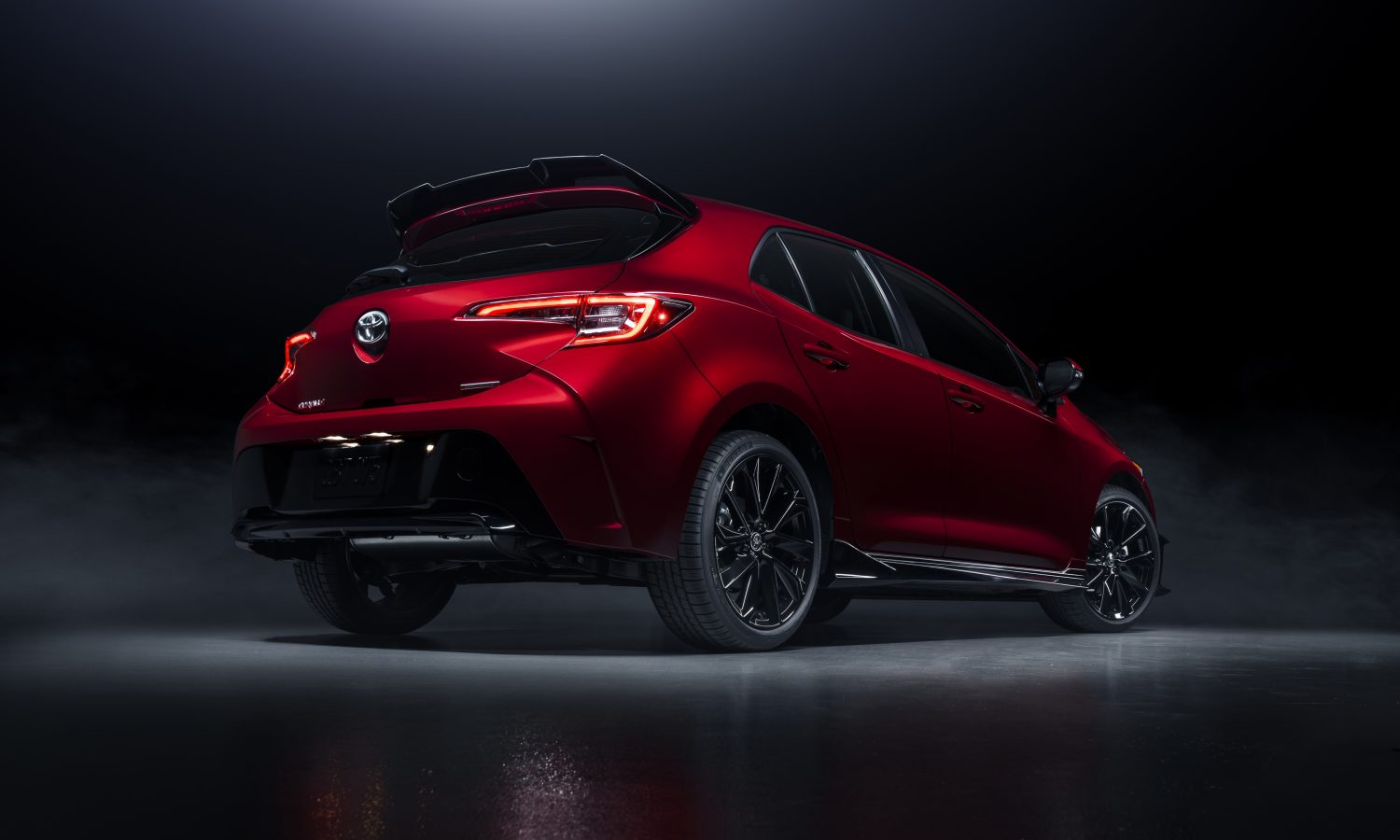 2021 Toyota Corolla Hatchback Special Edition Makes Red the New Color of Envy