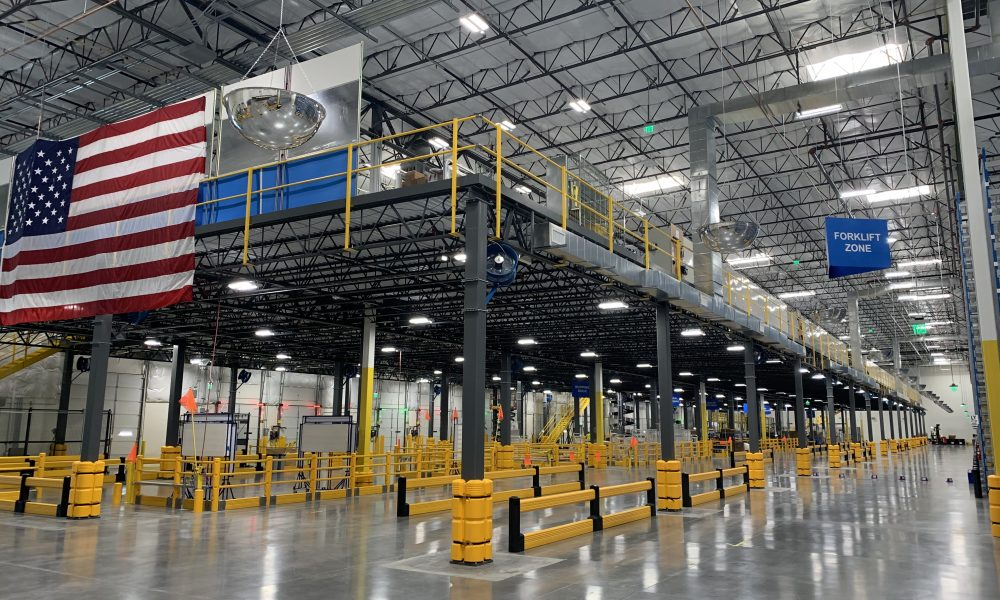 Toyota Motor North America Opens New Parts Distribution Center in Phoenix