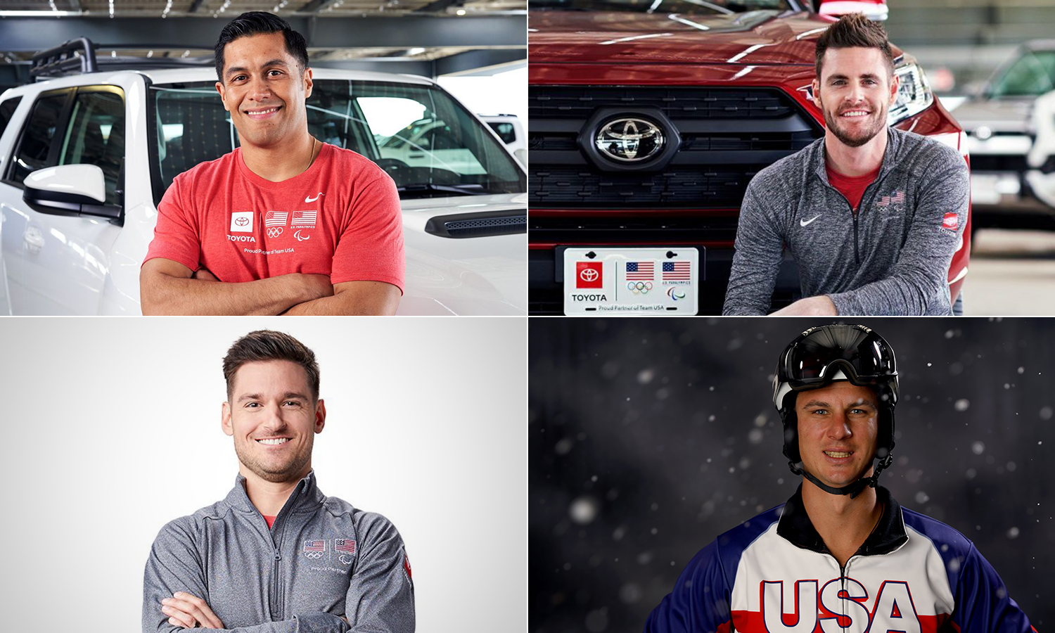Team Toyota's Top Tips for New Dads
