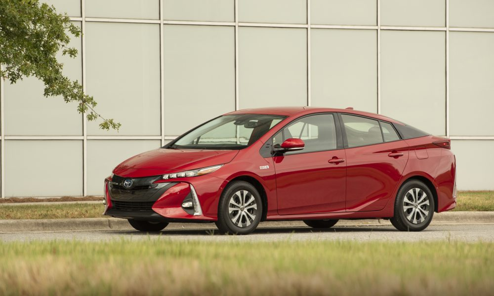 The 2021 Toyota Prius Prime Adds Safety and Tech While Continuing to Combine the Best of Both Worlds