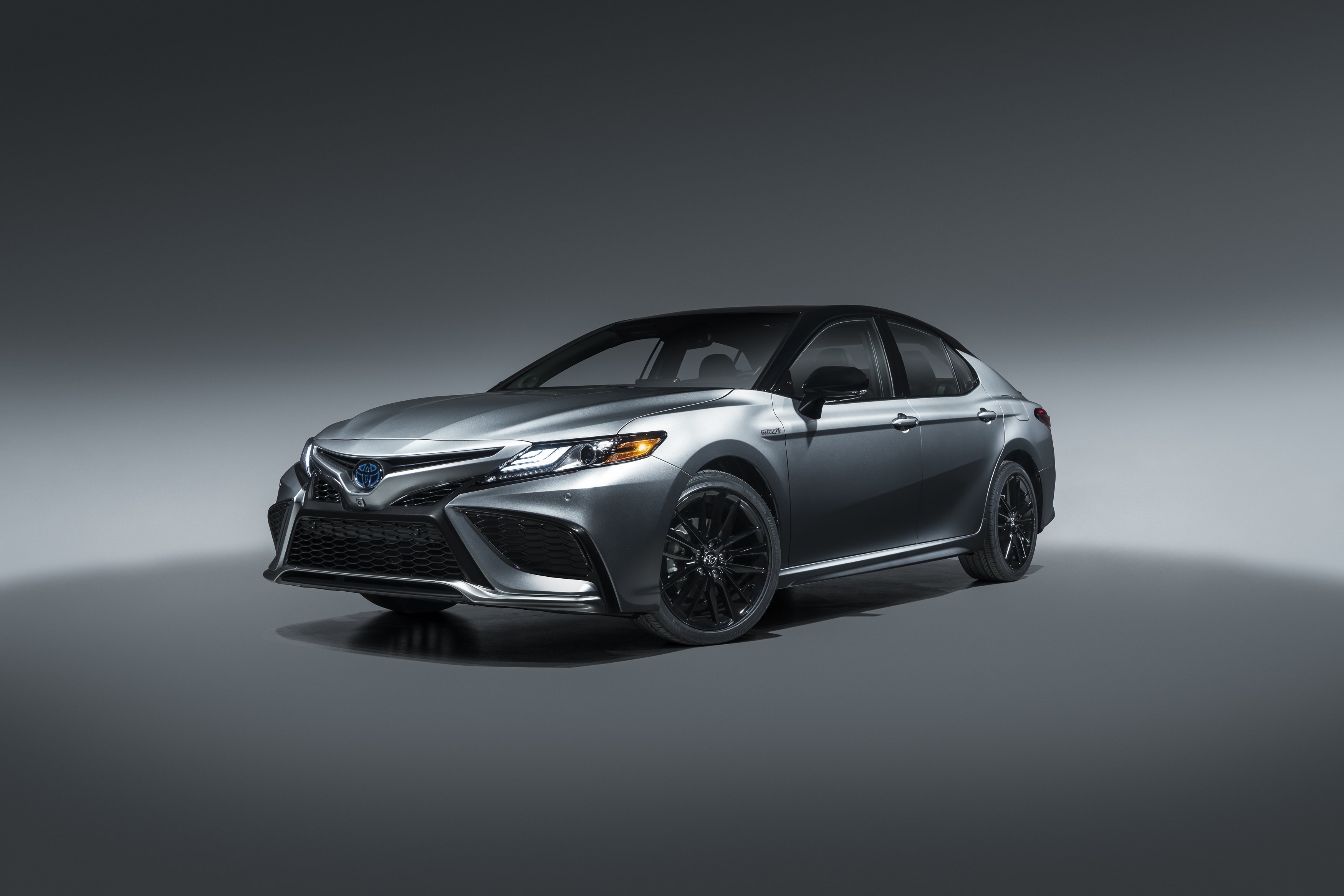 Clear Cut Leader The 2021 Toyota Camry Adds More Variants While Advancing Safety Toyota Usa Newsroom