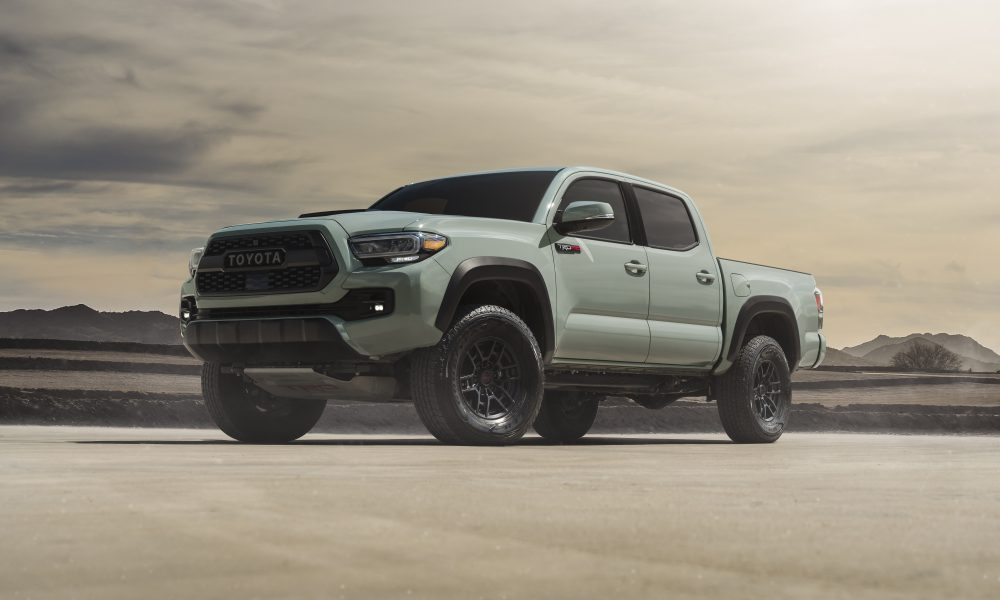 Tacoma Rolls out Pricing and Special Editions for 2021 Model Year