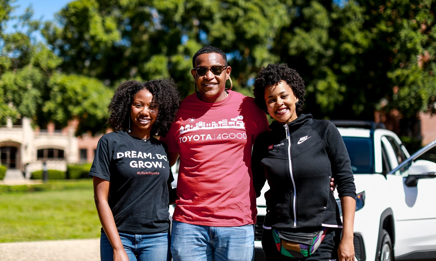 Toyota Engages the Power of Allyship to Aid HBCU Students in Time of Crisis