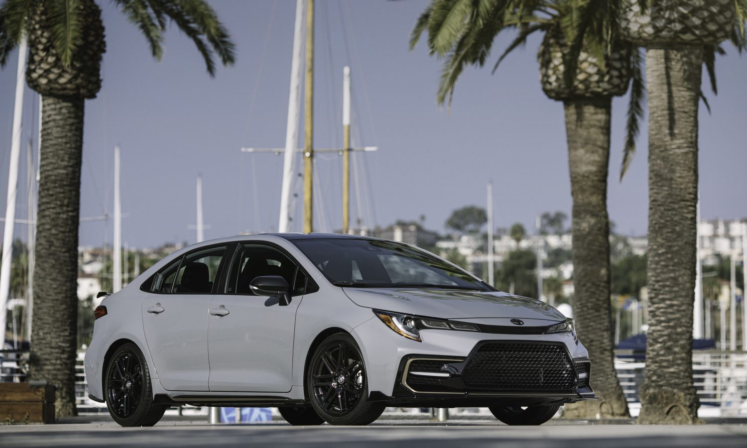 2021 Toyota Corolla Apex Edition Aims for the Curves in Bold Style