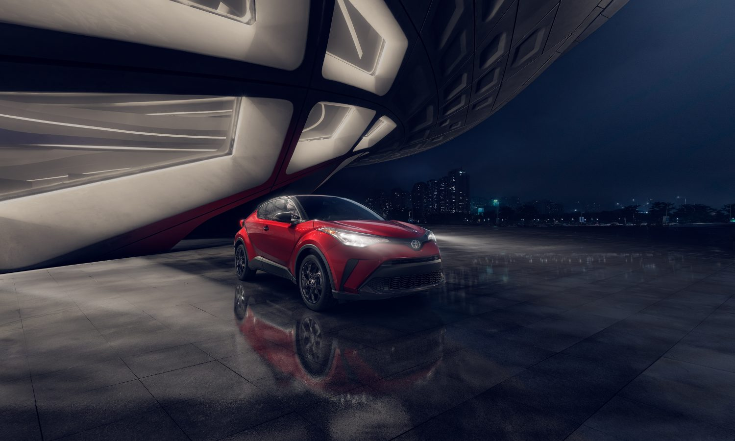 New Nightshade Edition Comes to 2021 Toyota C-HR