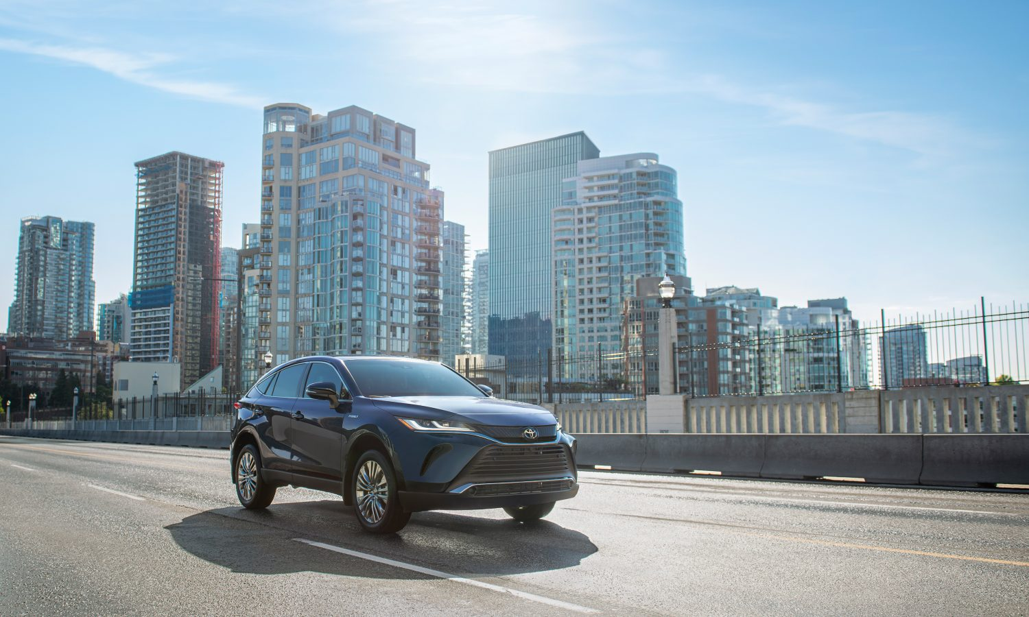 Discover the Possibilities with Toyota's All-New 2021 Venza Campaign