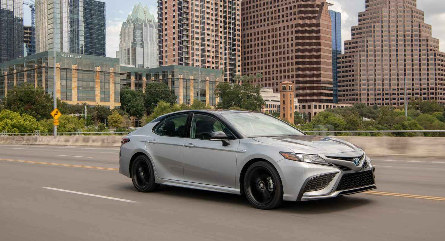 Clear-Cut Leader: The 3 Toyota Camry Adds More Variants While