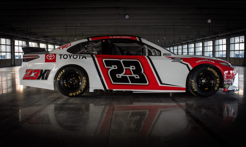Toyota Announces Partnership with 23XI Racing