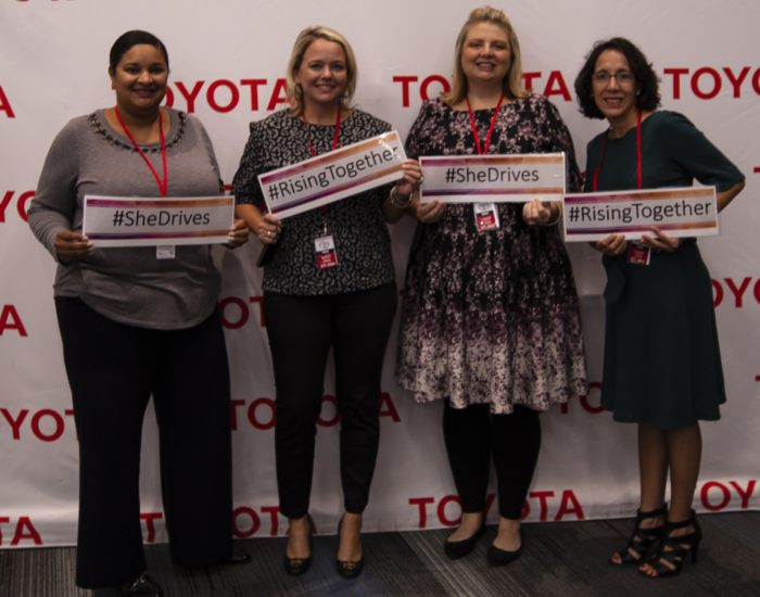 Women Influencing & Impacting Toyota (WIIT)
