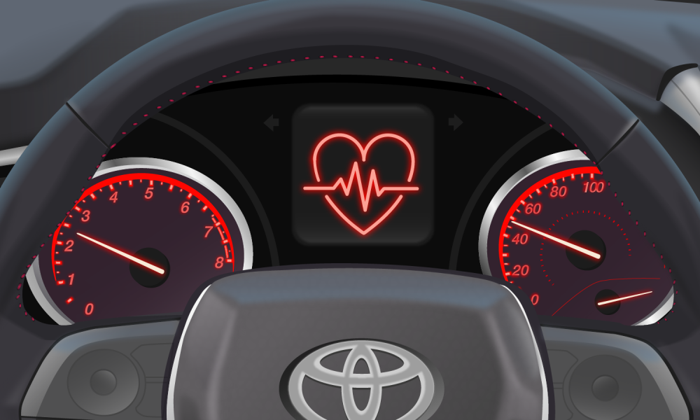 Making Roads Safer by Detecting Driver Heart Anomalies