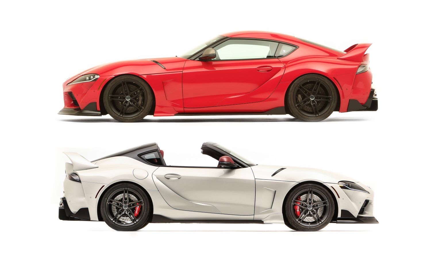 GR Supra Heritage Edition Makes Encore Appearance