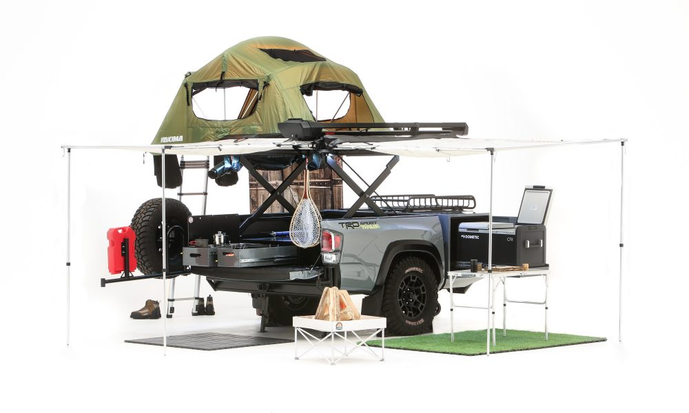 Toyota Unveils Ultimate Overlanding Rig: The TRD-Sport Trailer