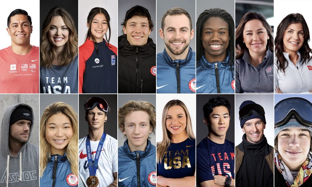 Team Toyota Welcomes Four New Winter Athletes to All-Star Roster
