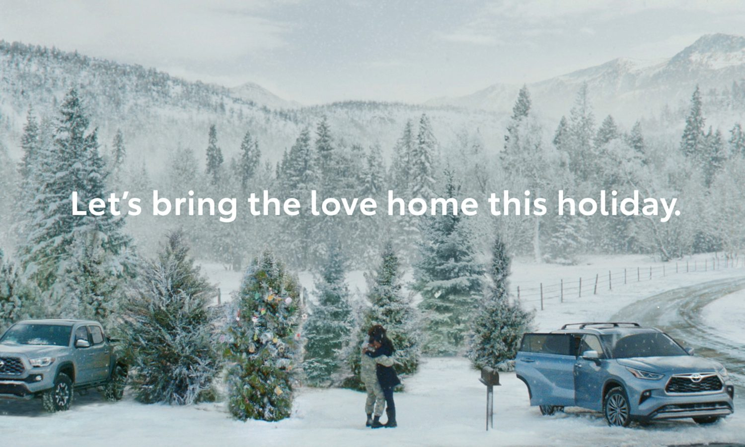 """Toyota Debuts Annual Heartwarming Holiday Commercial During NBC's """"Christmas in Rockefeller Center"""""""