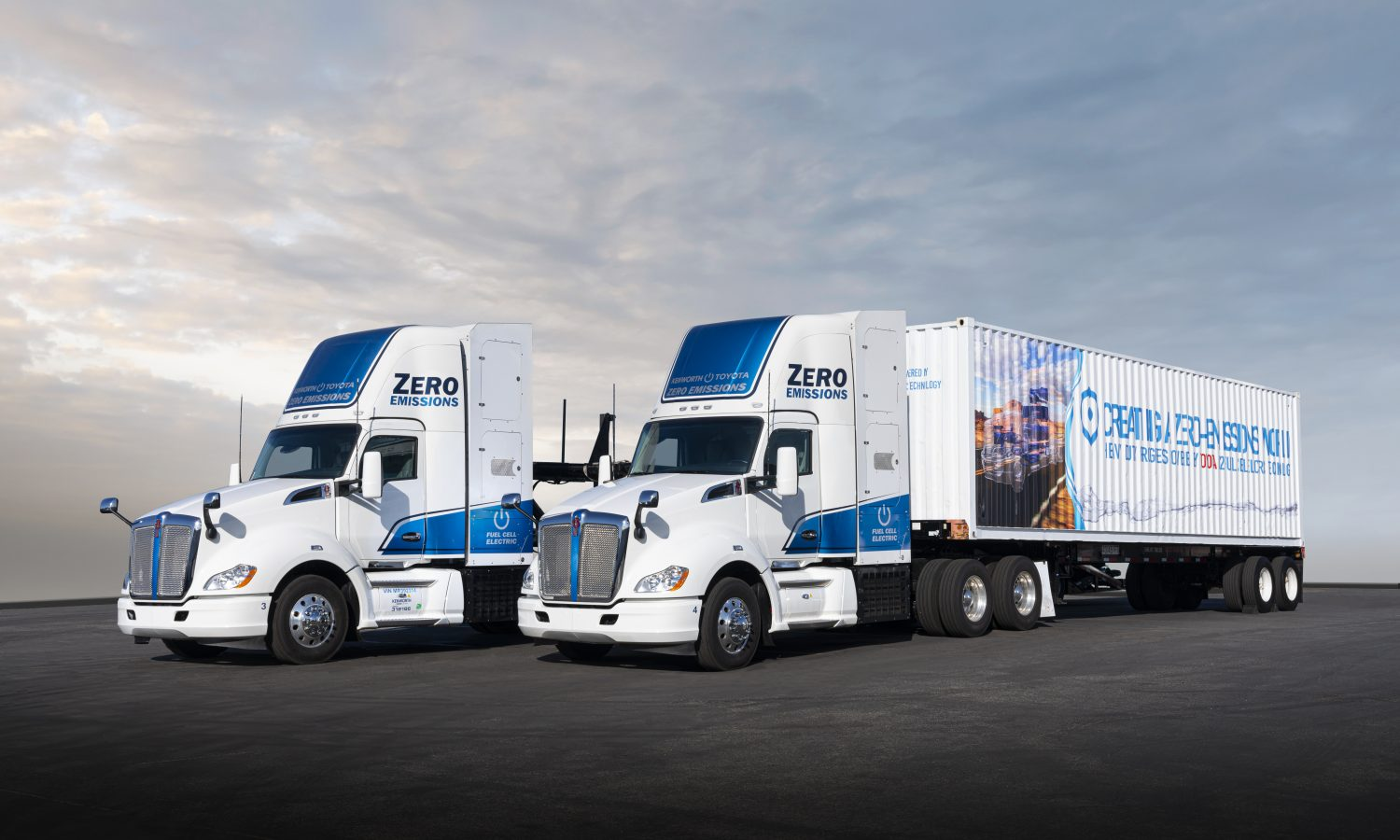 First Heavy Duty Fuel Cell Electric Trucks Set for Delivery to Pilot Program Customers at Ports of L.A. and Long Beach