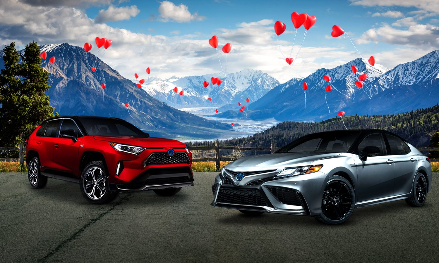 6 Ways Driving a Toyota Hybrid is Like Falling in Love