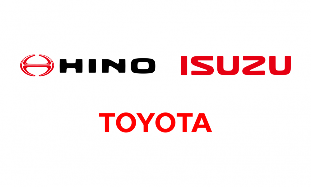 Isuzu, Hino, Toyota to Accelerate CASE Response Through Commercial Vehicle Partnership