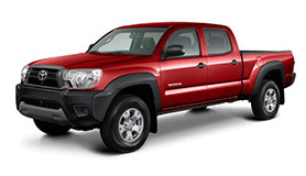 The 2015 Toyota Tacoma: The Pick Up Truck That Does More