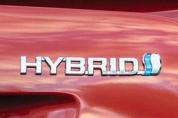Hybrid Logo Featured Image